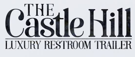 The Castle Hill Luxury Restroom Logo