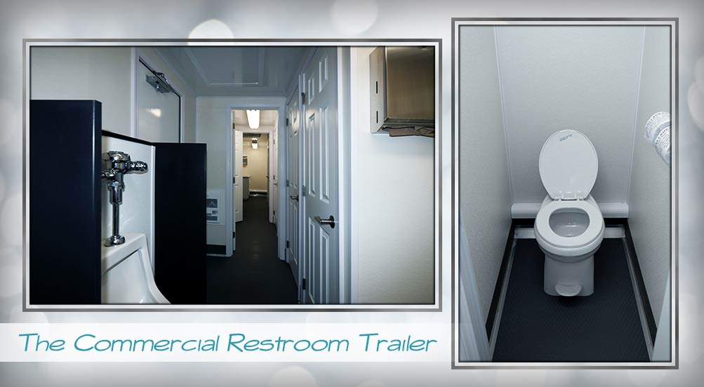 Commercial Restroom Trailers by Callahead