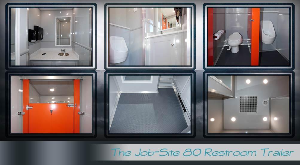 Industrial Restroom Trailers by Callahead