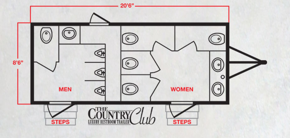 The Country Club Luxury Floor Plan