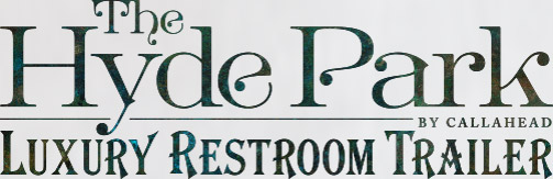 The Hyde Park Luxury Restroom Logo