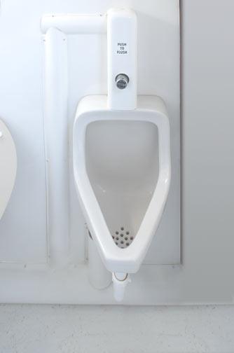 Mobilet Trailer - Standard Size Urinal