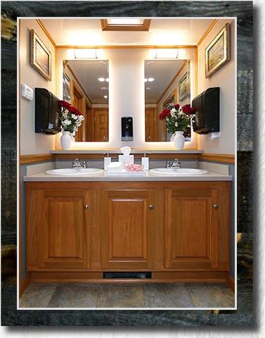 The Moorings Luxury Restroom