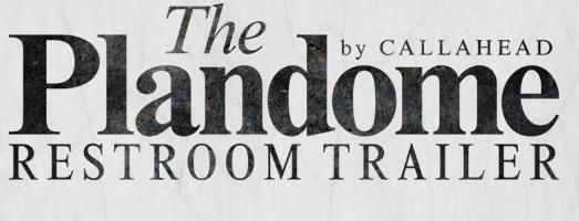 The Plandome Luxury Restroom Logo