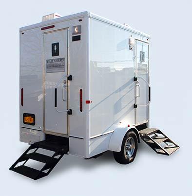 The Bedrock Portable Restroom