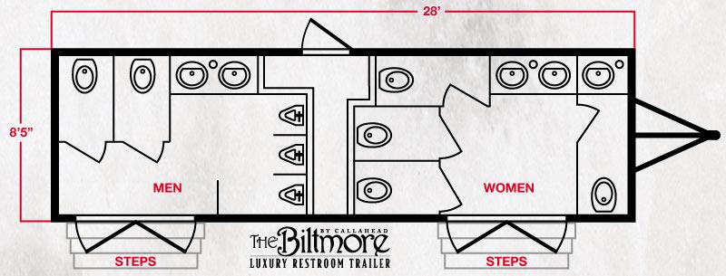 The Biltmore Floor Plan