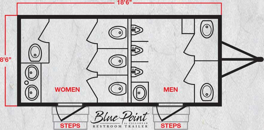 The Blue Point Floor Plan