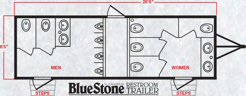 The BlueStone Floor Plan