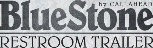 The BlueStone Restroom Logo