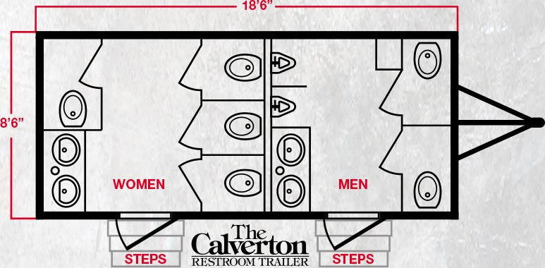 The Calverton Floor Plan