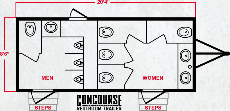The Concourse Floor Plan