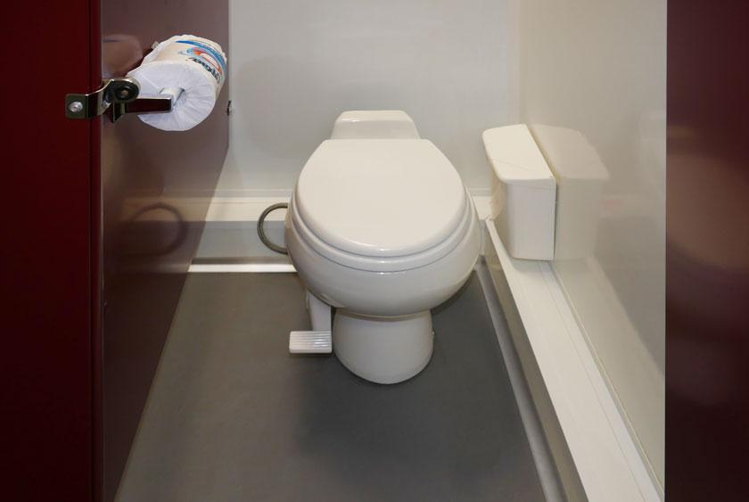 Restroom Trailer The Contractor S Trailer Restroom