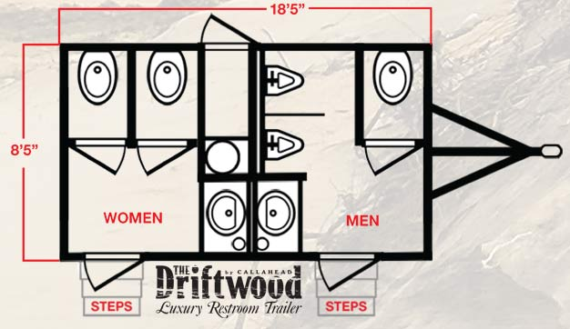 Driftwood Trailer Layout