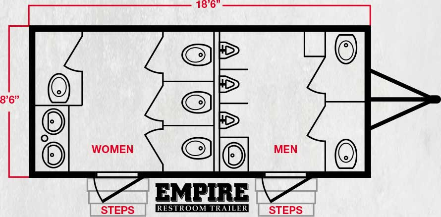 The Empire Floor Plan