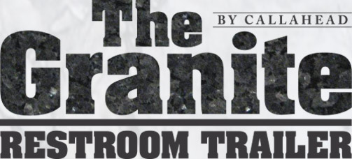 The Granite Restroom Logo