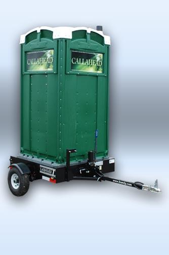 bathroom trailers the head trailer restroom trailer by callahead 1