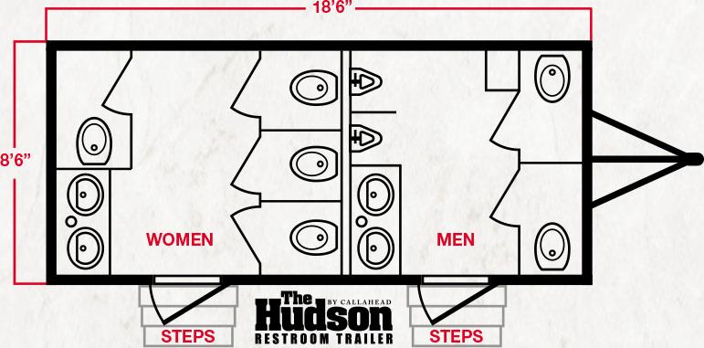 The Hudson Floor Plan