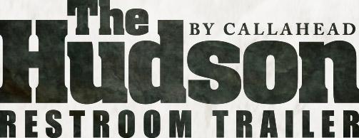 The Hudson Restroom Logo