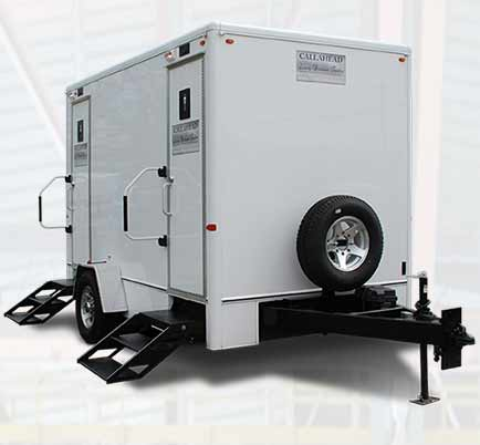 The Industrial 105 Portable Restroom
