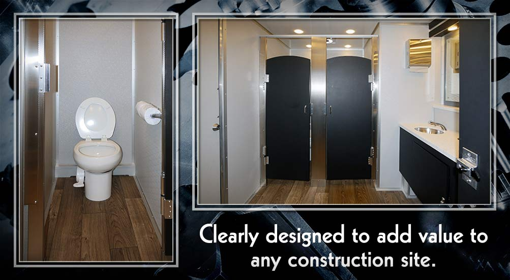 restroom trailer promises to deliver ample restroom facilities with
