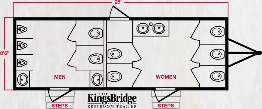 The KingsBridge Floor Plan