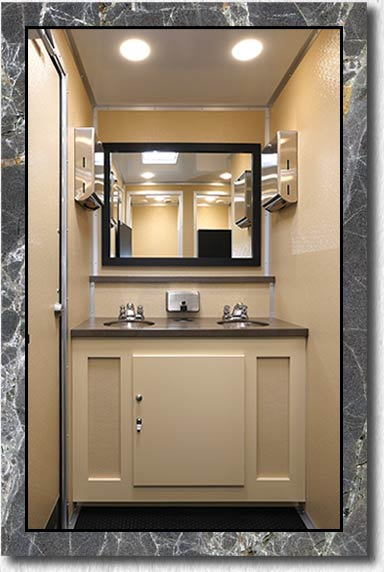 The Limestone Restroom Trailer By Callahead 1 800 634 2085