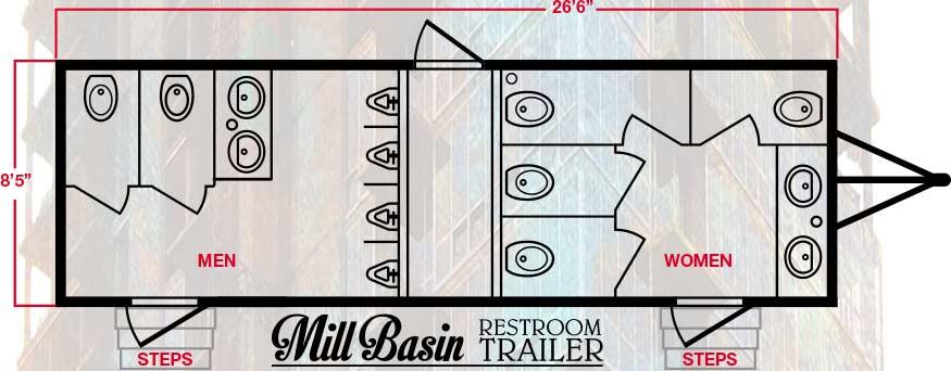 The Mill Basin Floor Plan