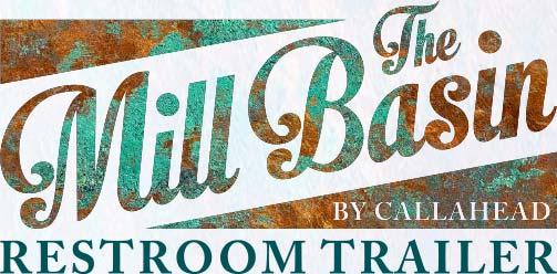 The Mill Basin Restroom Logo