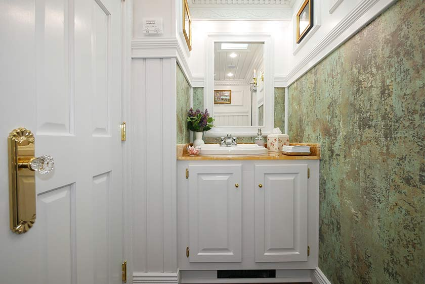 The Mount Vernon Restroom Trailer By Callahead 1 800 634