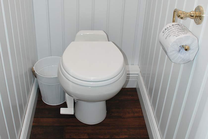 Bathroom Fixtures Vernon the mount vernon' restroom trailercallahead 1.800.634.2085