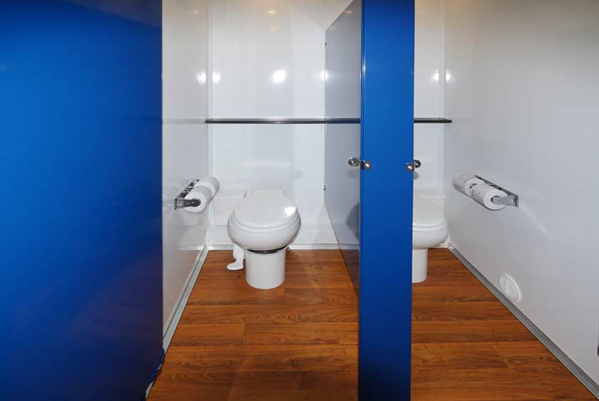 Toilet Trailer The Neptune By Callahead 1 800 634 2085