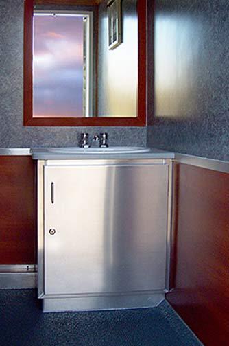 Portable Restroom Trailer The Newport 1100 Luxury
