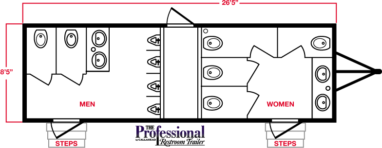 Professional Trailer Layout