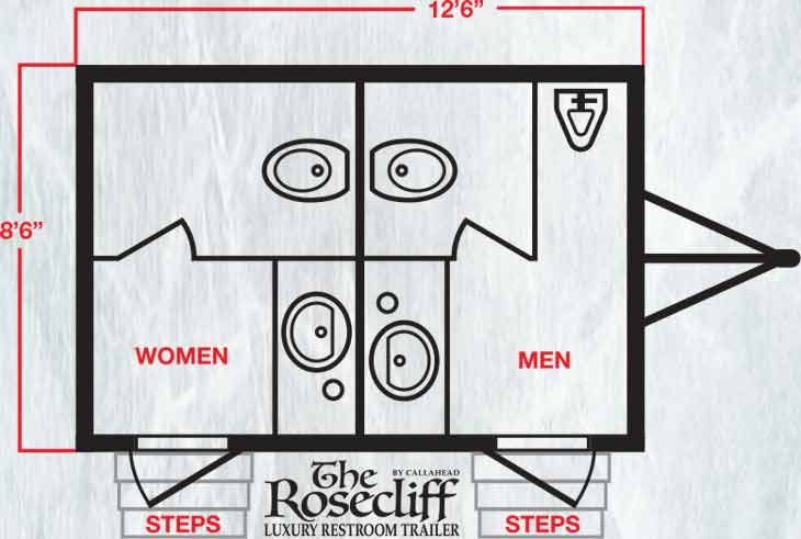 The Rosecliff Floor Plan
