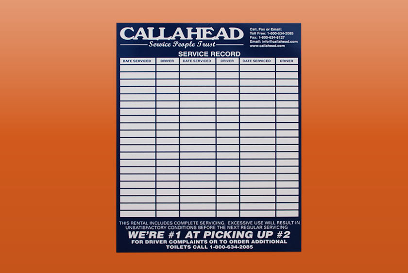 The Safety Head Trailer By Callahead