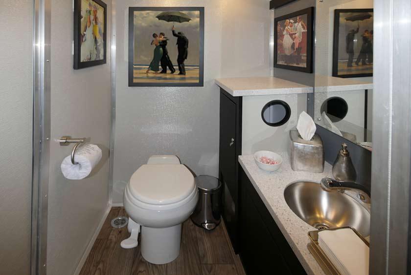 Restroom Trailers New York The Soho Luxury Restroom