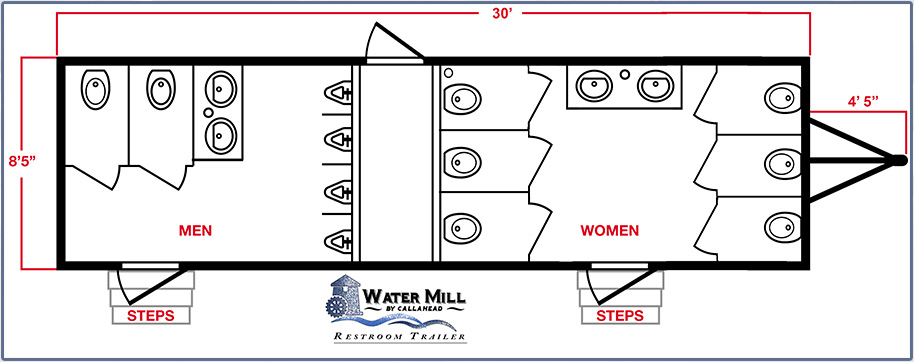 The Watermill Floor Plan