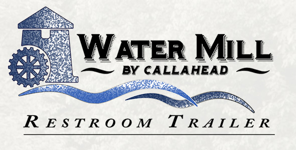The Watermill Restroom Logo