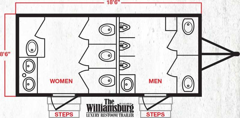 The Williamsburg Floor Plan