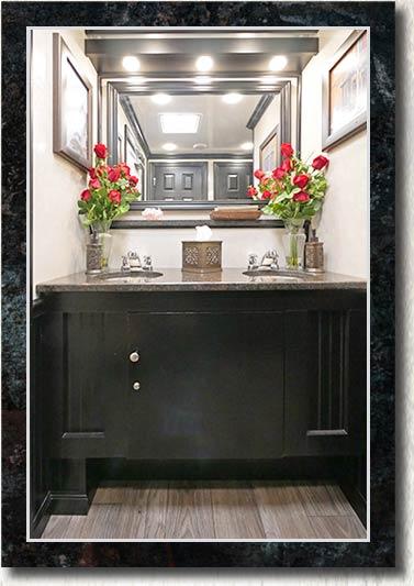 The Williamsburg Luxury Restroom
