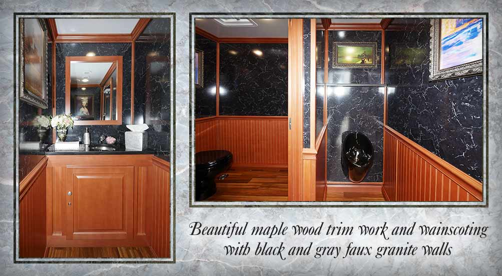 The Windsor' Restroom Trailer by CALLAHEAD 1 800 634 2085