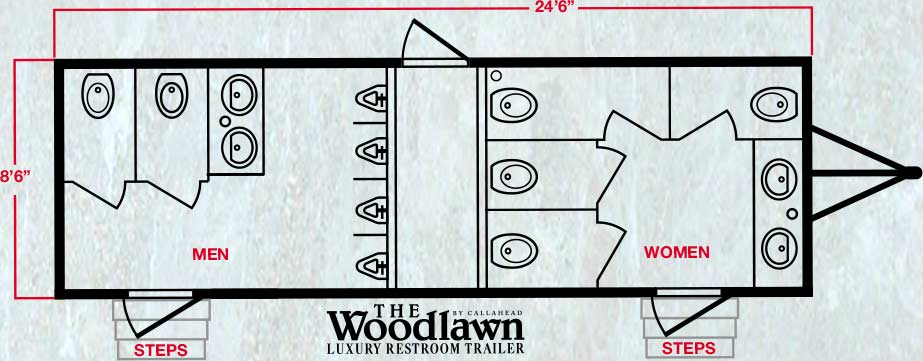 The Woodlawn Floor Plan