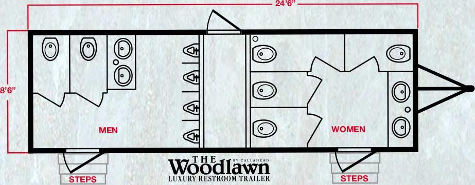 The Woodlawn Floor Plan