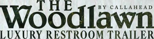 The Woodlawn Restroom Logo