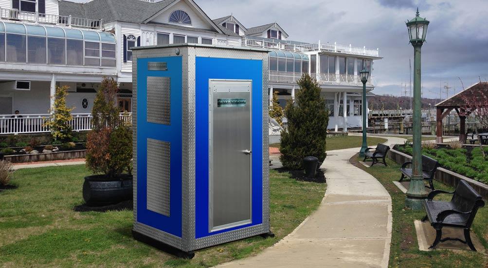 Restroom Toilet for Construction
