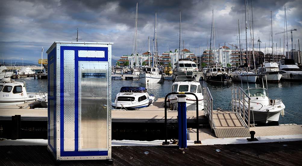 Waterloo Restroom Toilet Rental