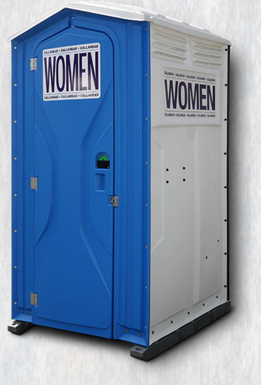 The Women's Flush Portable Toilet